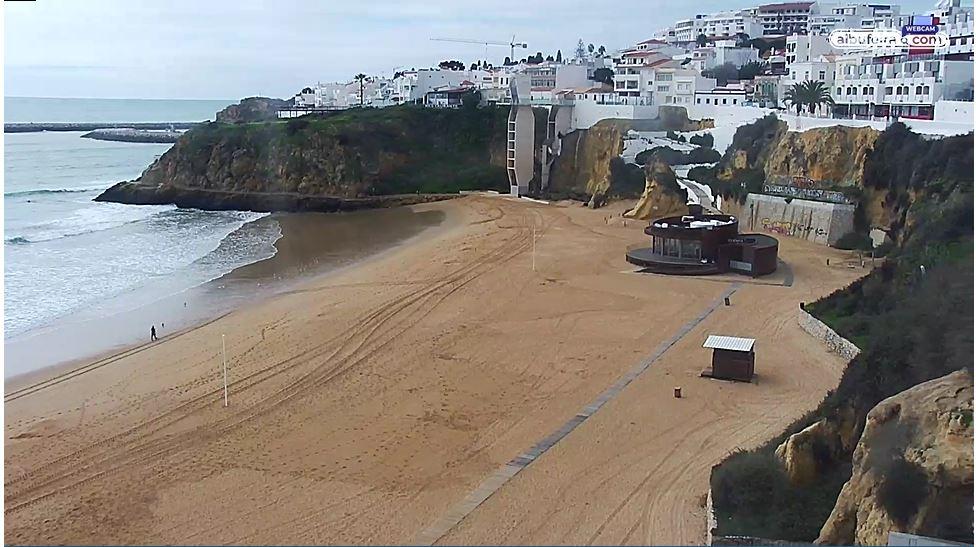 webcam Albufeira