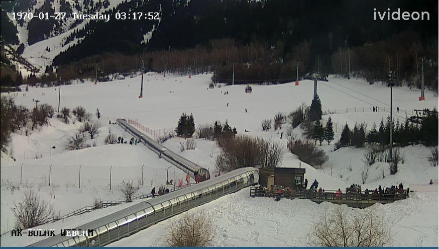 webcam Almaty