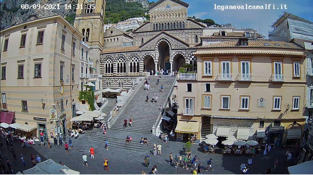 webcam Amalfi