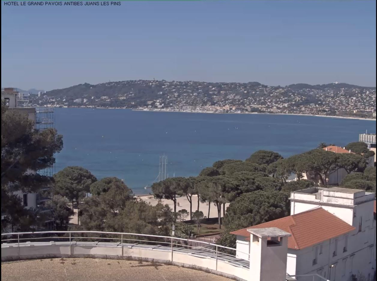 webcam Antibes