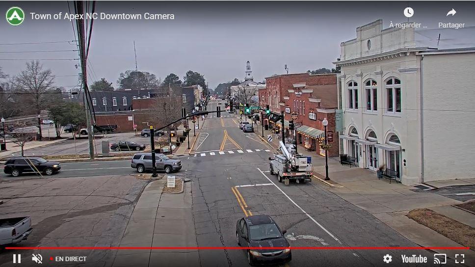webcam Apex