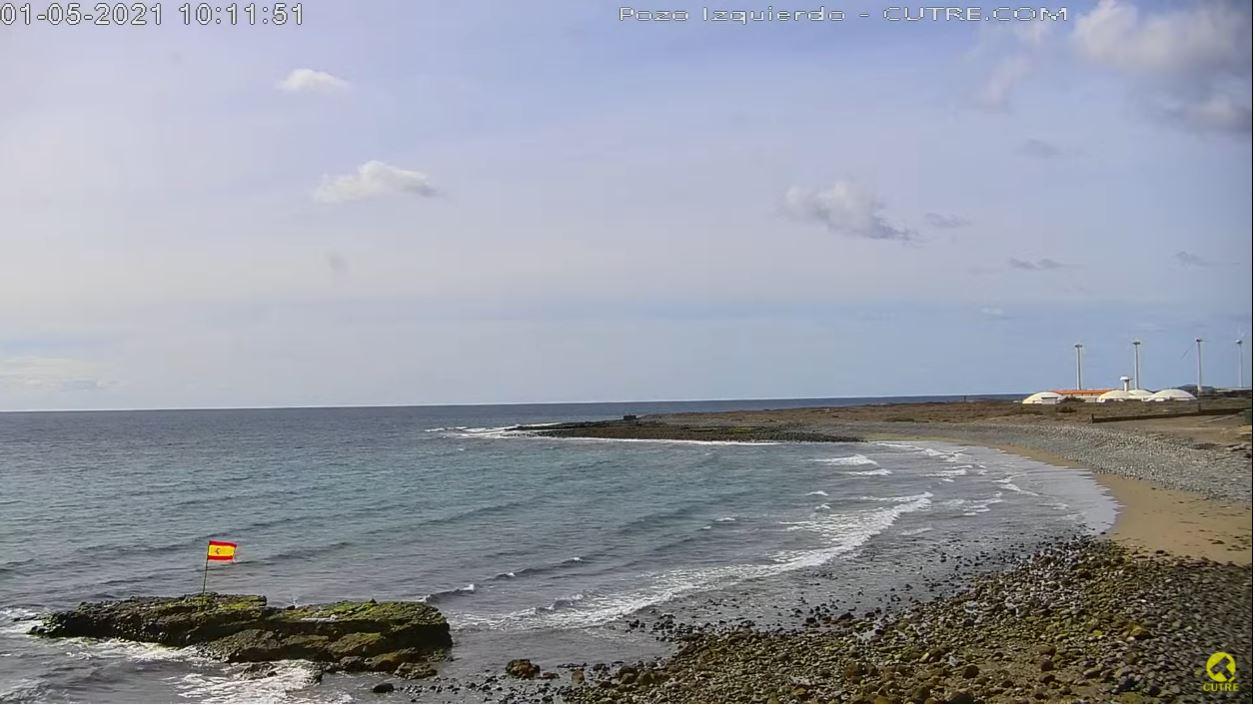 webcam Arinaga