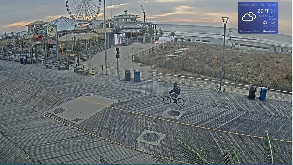 webcam Atlantic City