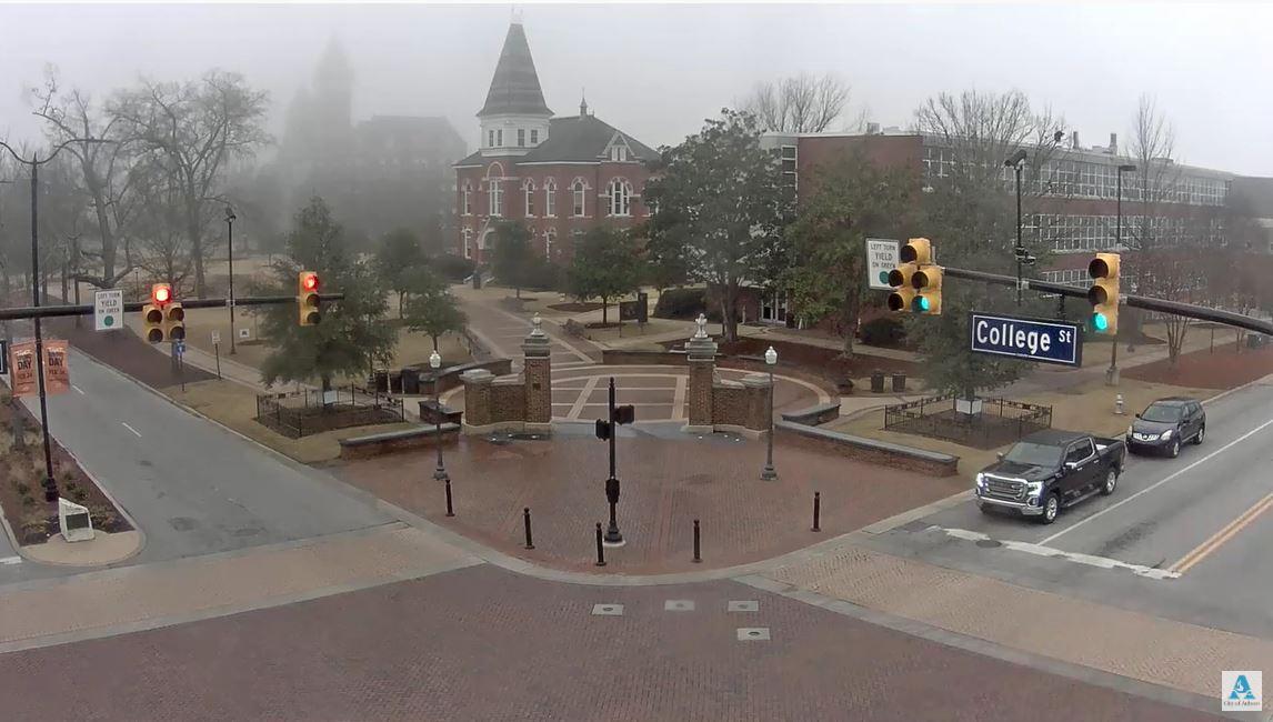 webcam Auburn