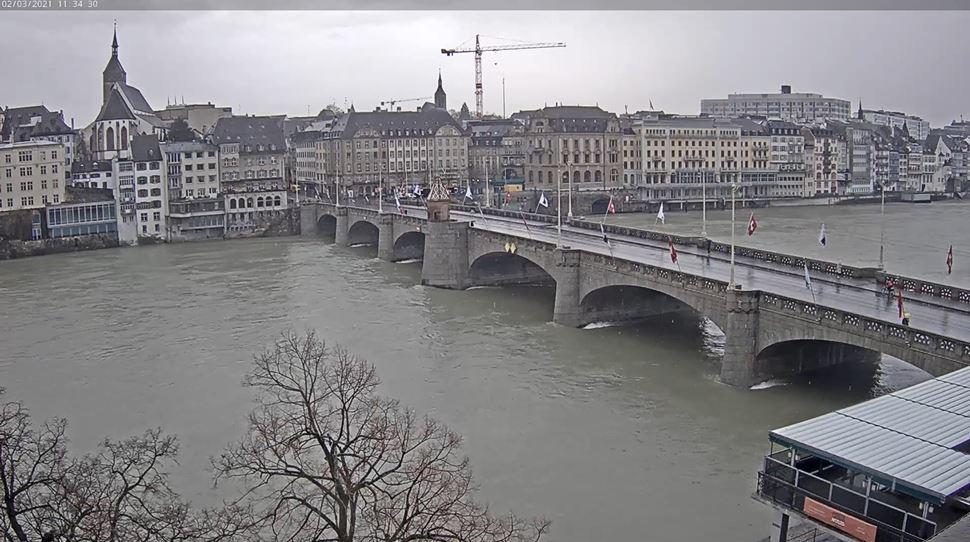 webcam Bâle