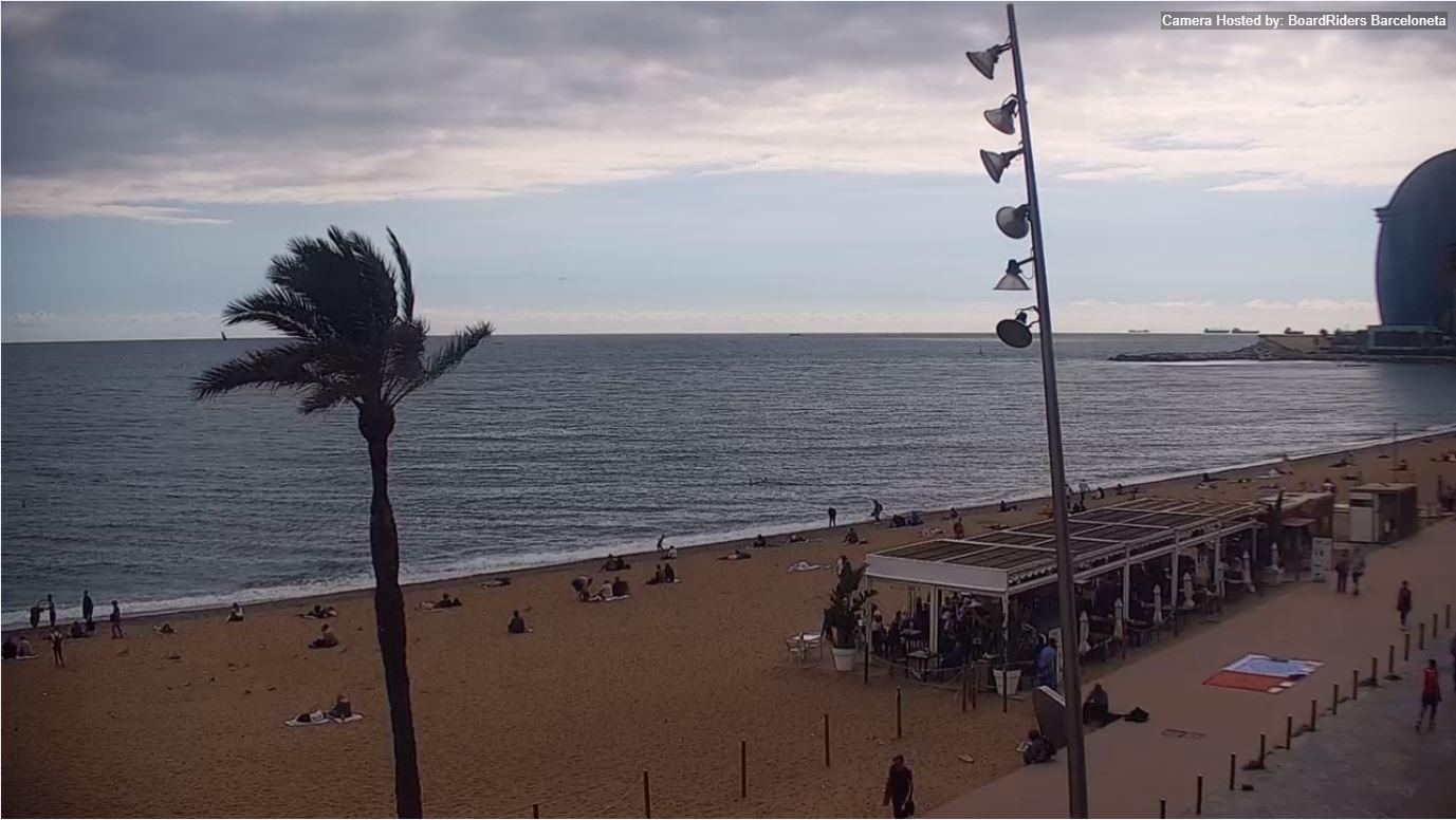 webcam Barcelone - Sagrada Familia