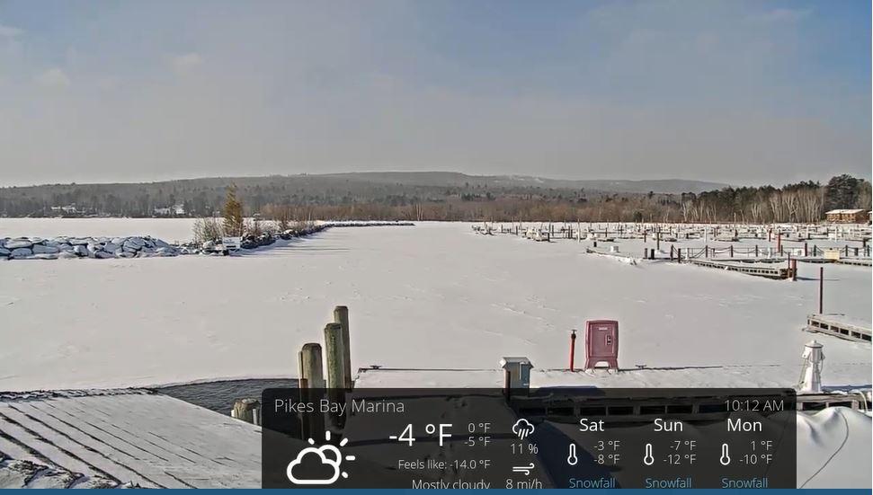webcam Bayfield