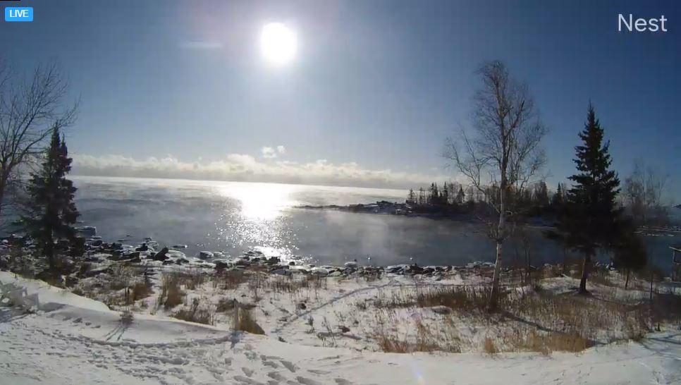 webcam Beaver Bay