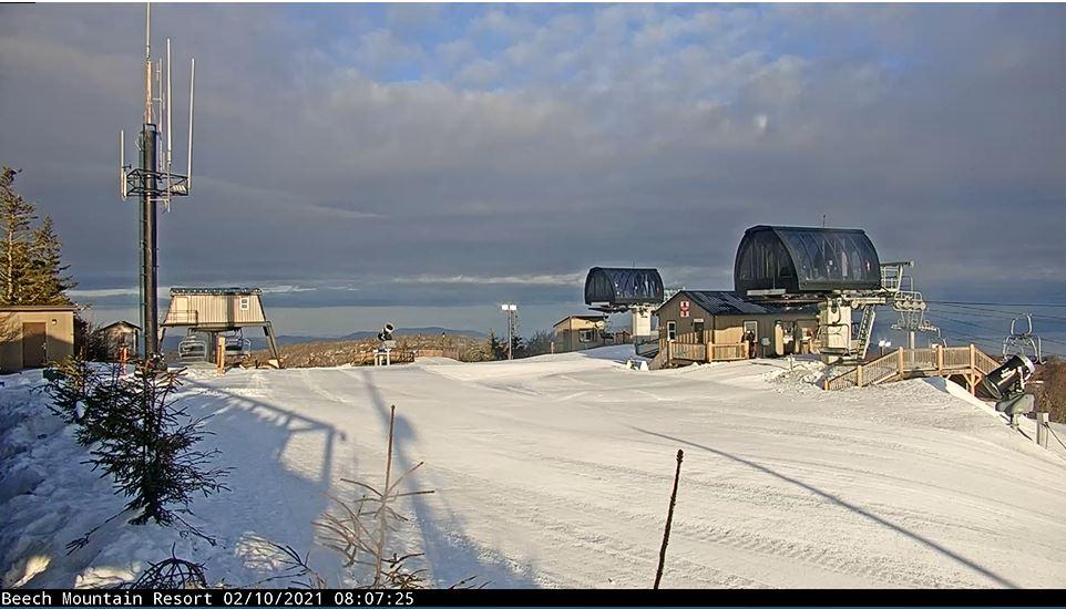 webcam Beech Mountain