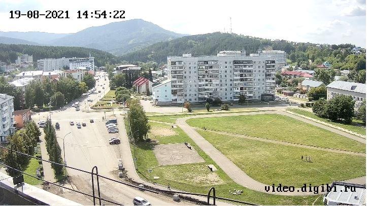 webcam Belokurikha