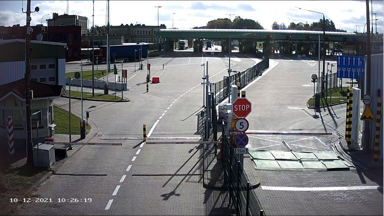 webcam Bagrationovsk-Bezledy