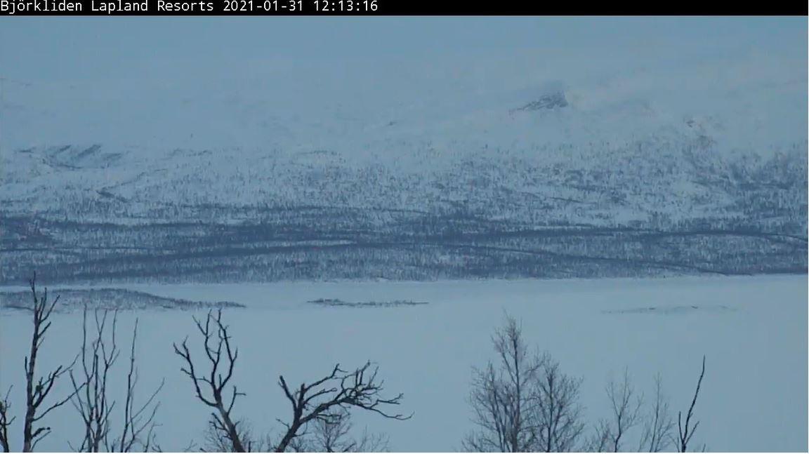 webcam Bjorkliden