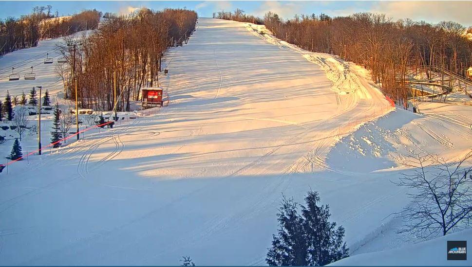 webcam Blue Mountain Resort