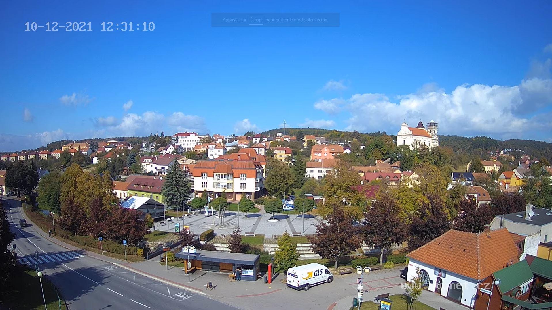 webcam Bojkovice