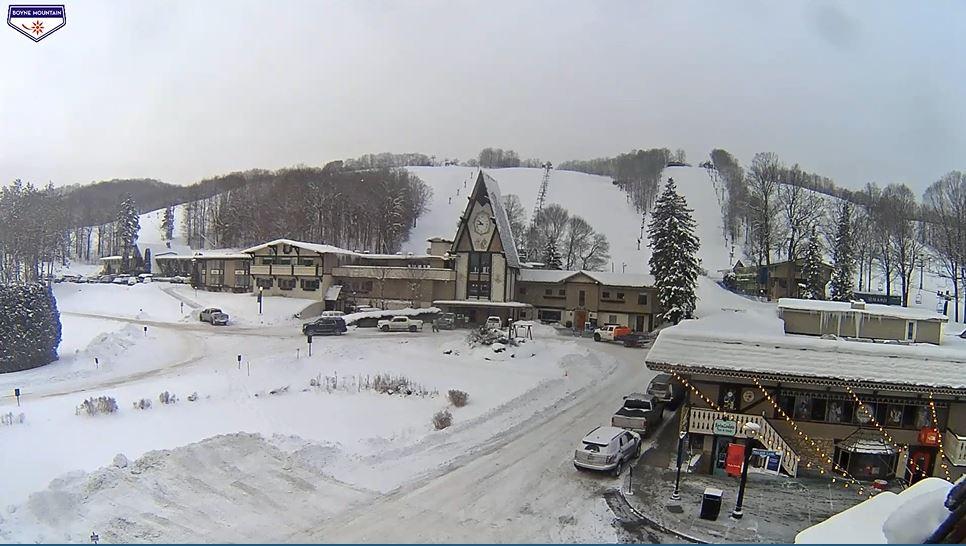 webcam Boyne Mountain Resort