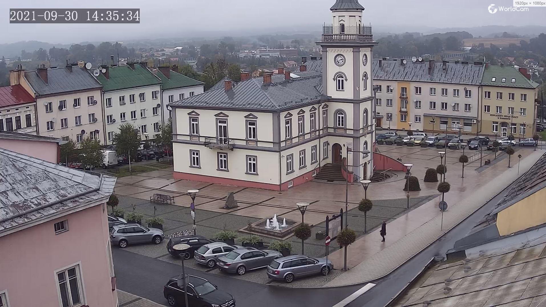 webcam Brzozow