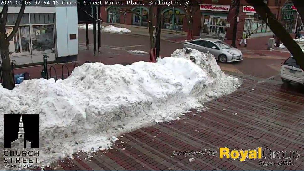 webcam Burlington
