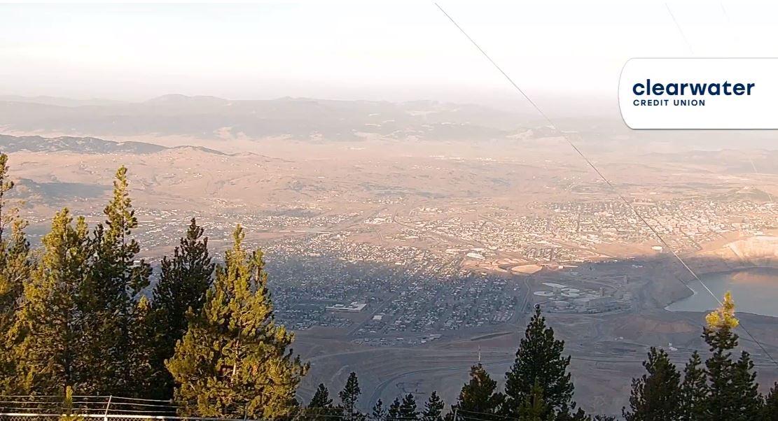 webcam Butte