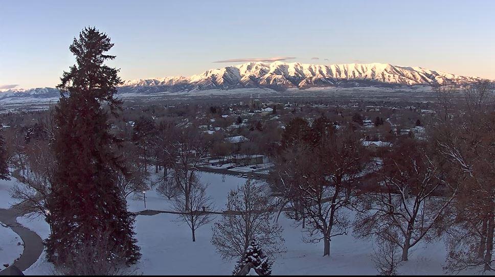webcam Cache Valley