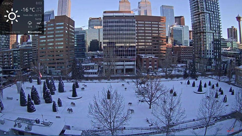 webcam Calgary