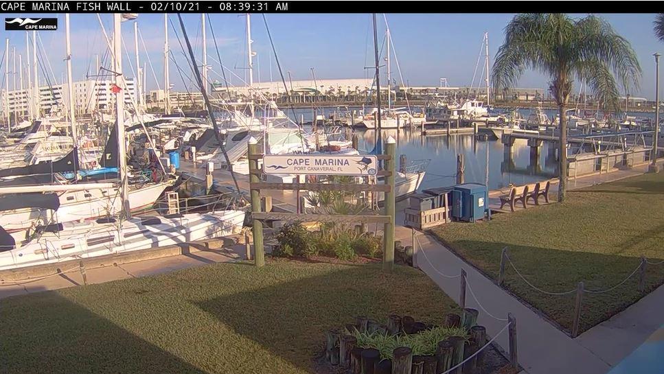 webcam Cape Canaveral
