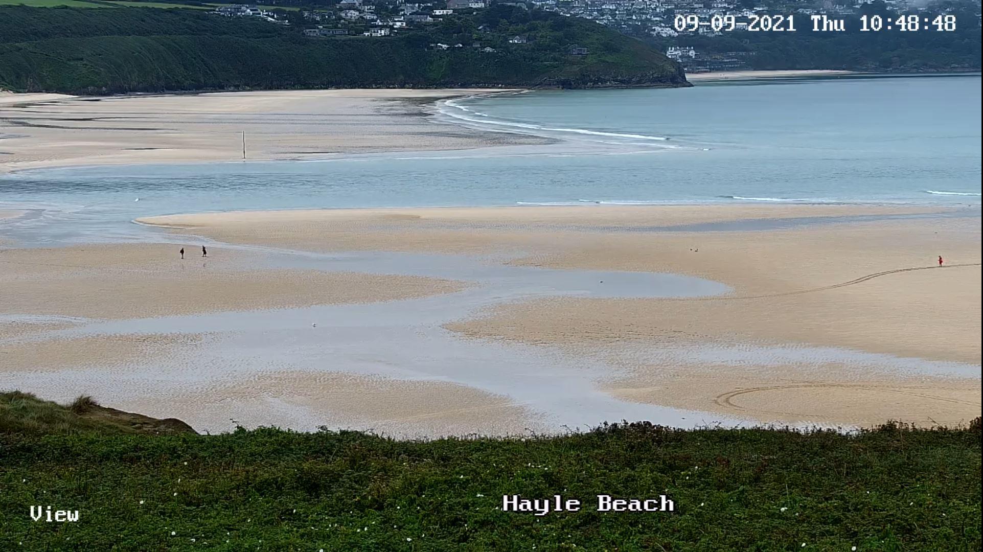 webcam Carbis Bay