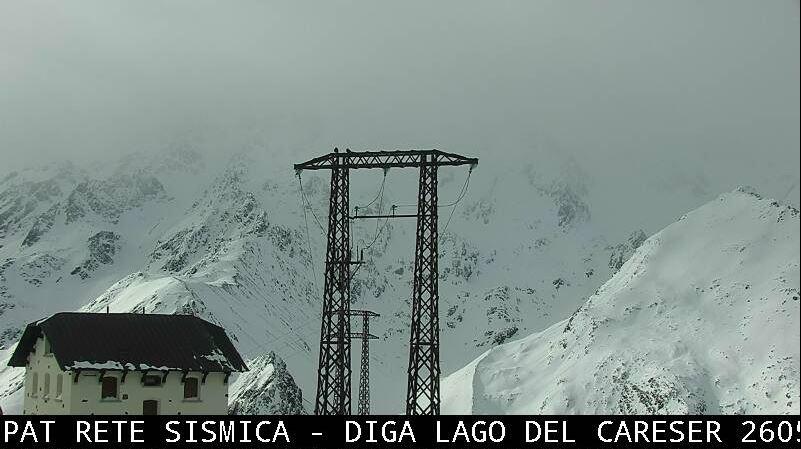 webcam Lago del Careser