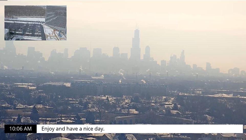 webcam Chicago