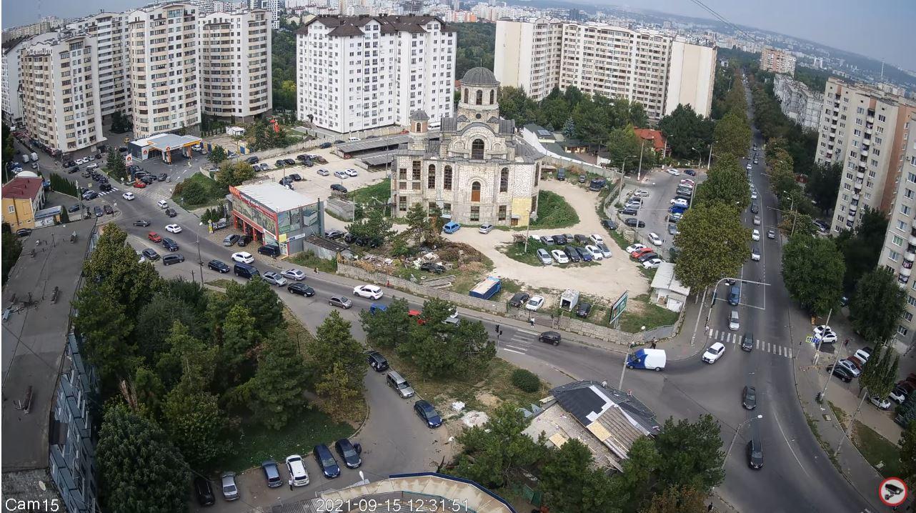 webcam Chisinau
