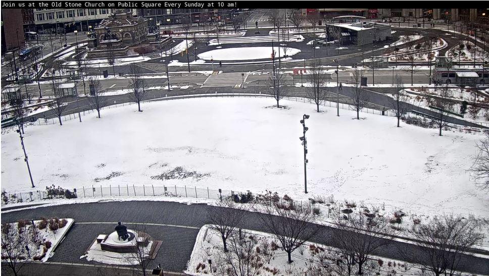 webcam Cleveland