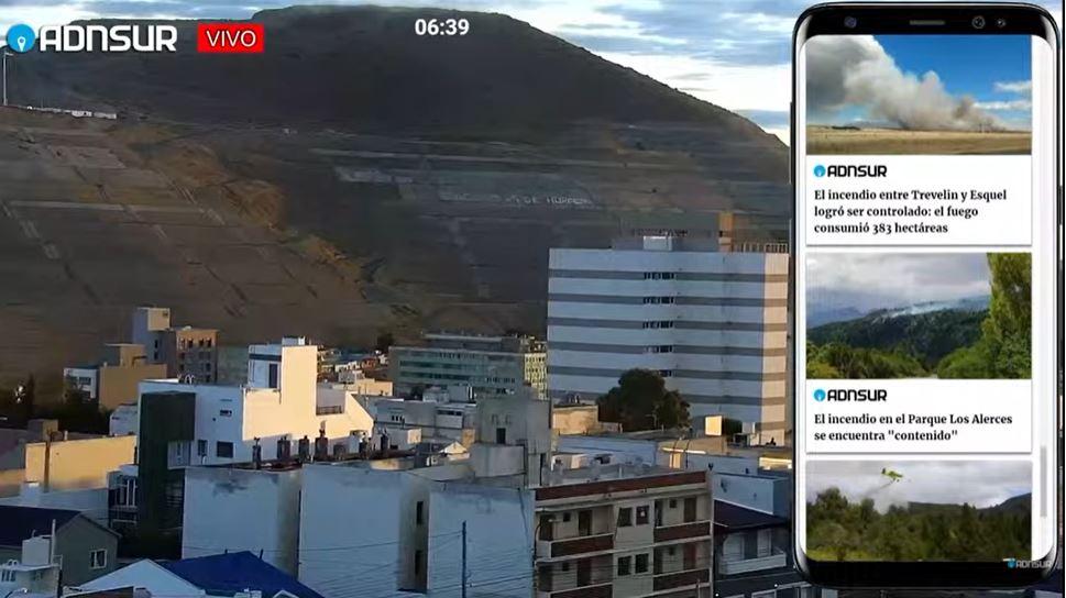 webcam Comodoro Rivadaria