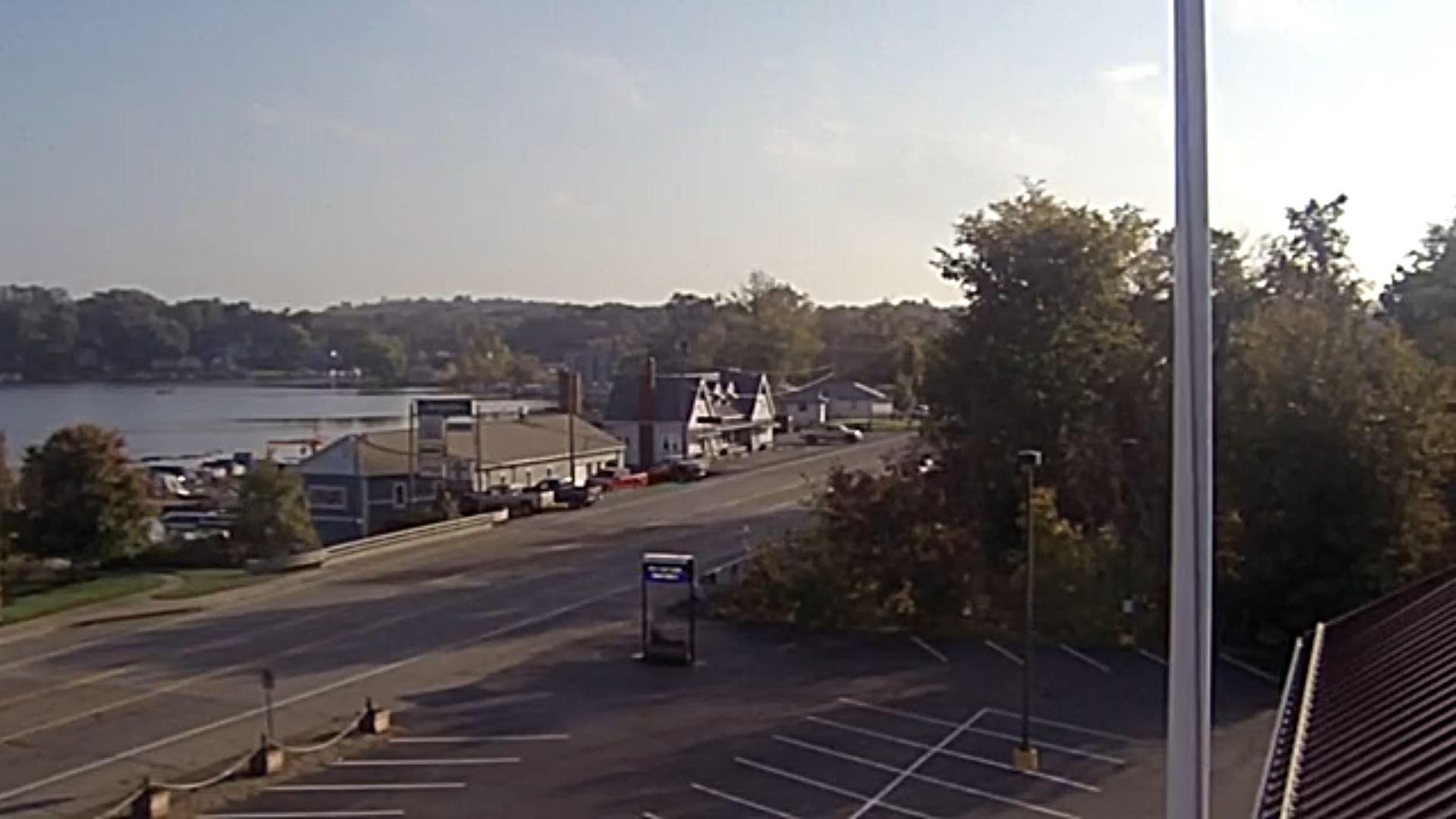webcam Conneaut lake