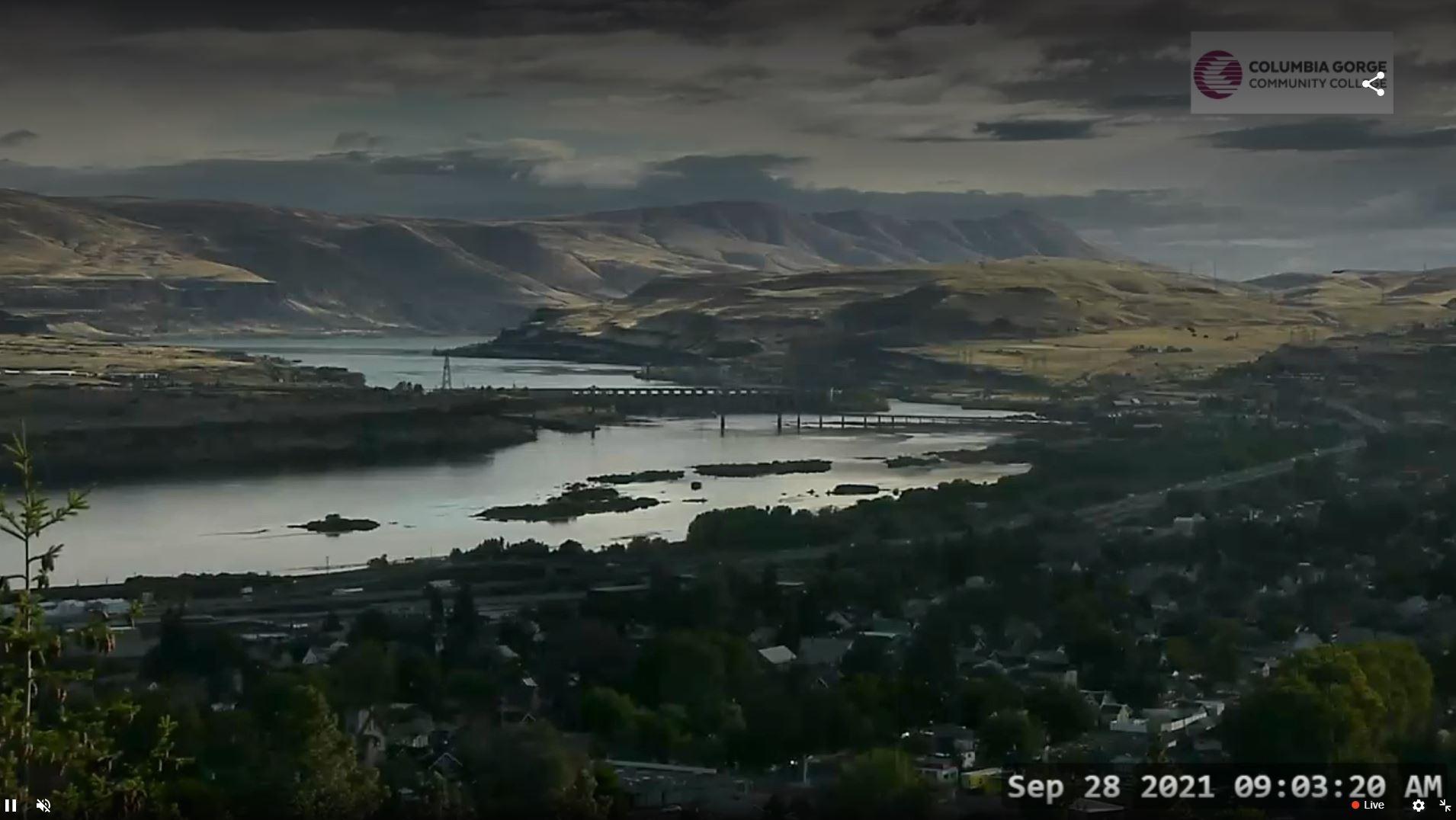 webcam The Dalles