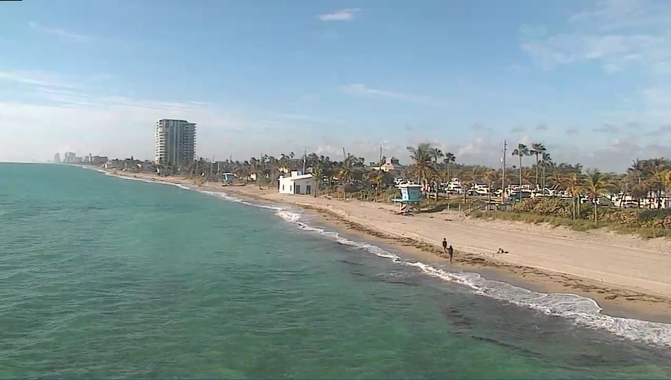 webcam Dania Beach