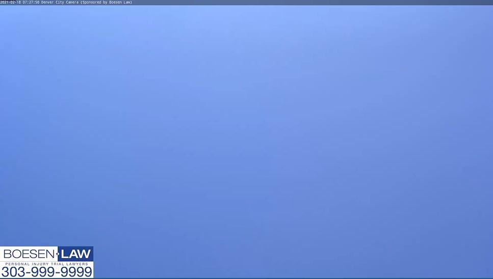 webcam Denver
