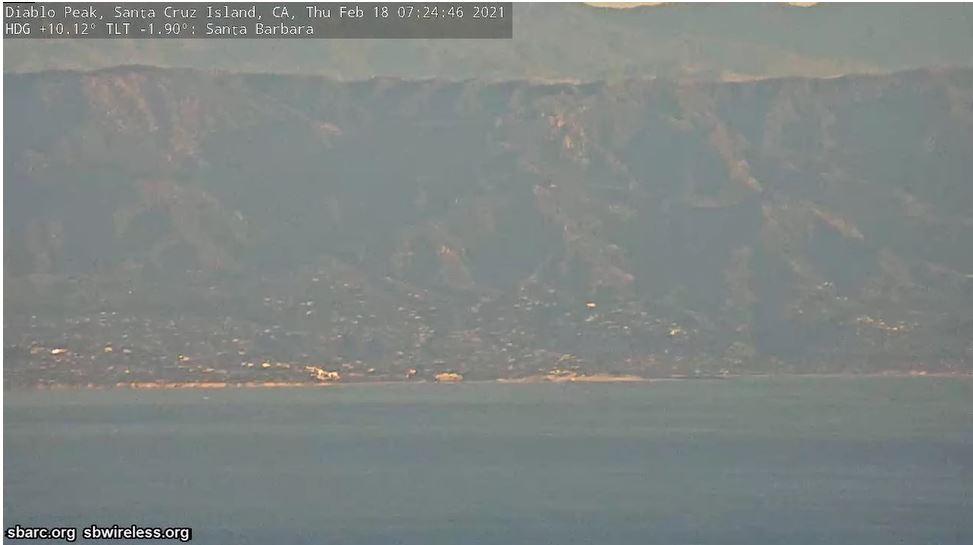webcam Diablo Peak