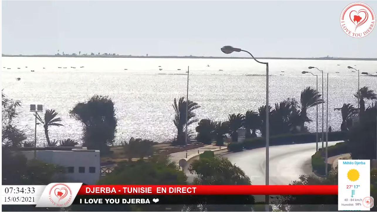 webcam Djerba