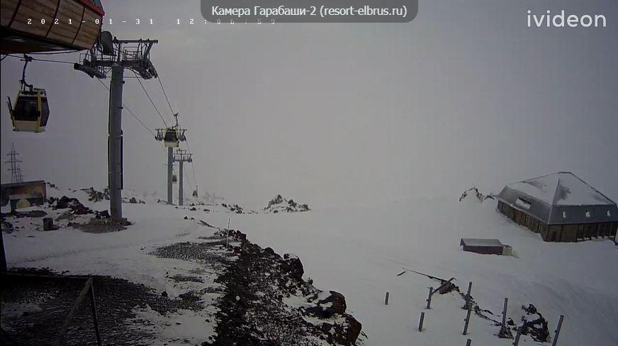 webcam Mont Elbrouz