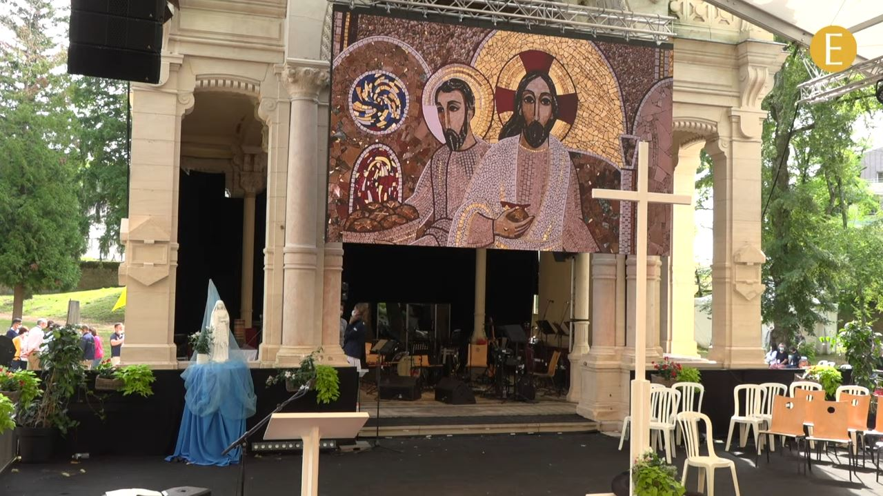 webcam Paray-le-Monial - Prêtres de l'Emmanuel
