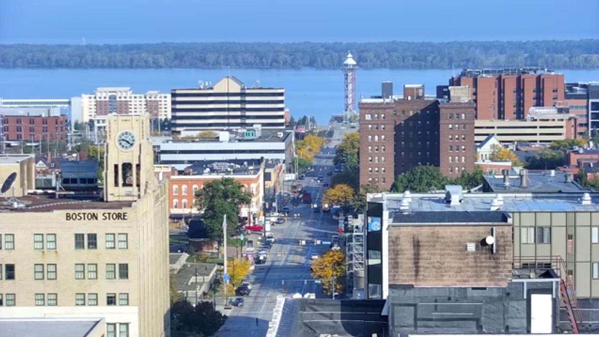 webcam Erie