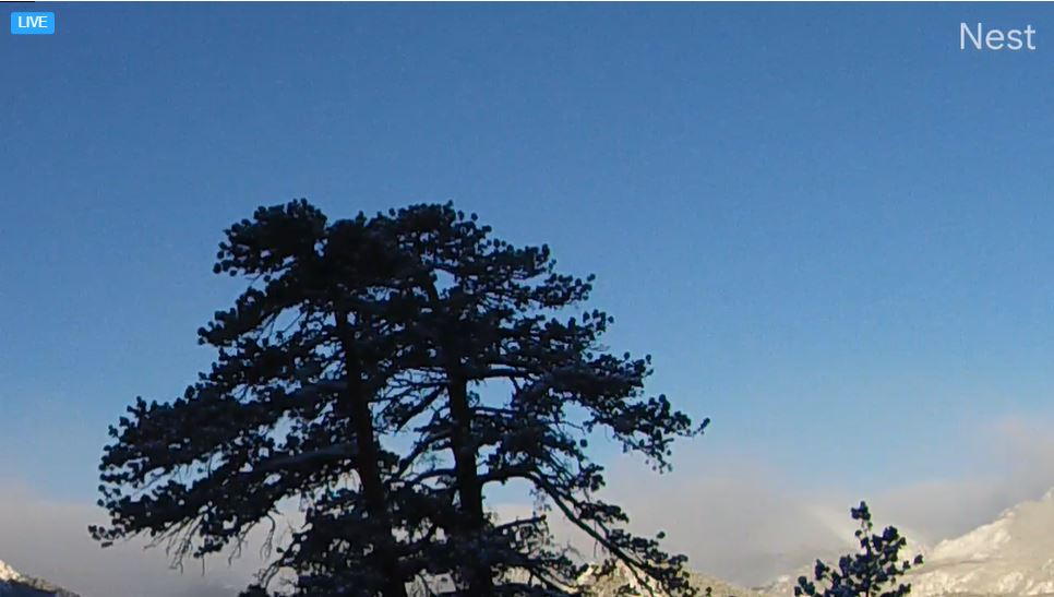 webcam Estes Park