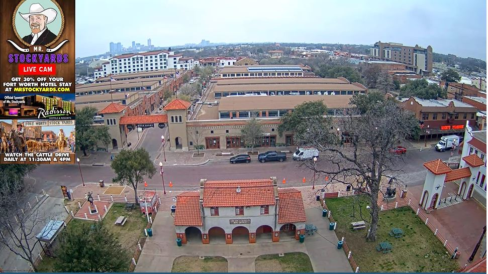 webcam Fort Worth