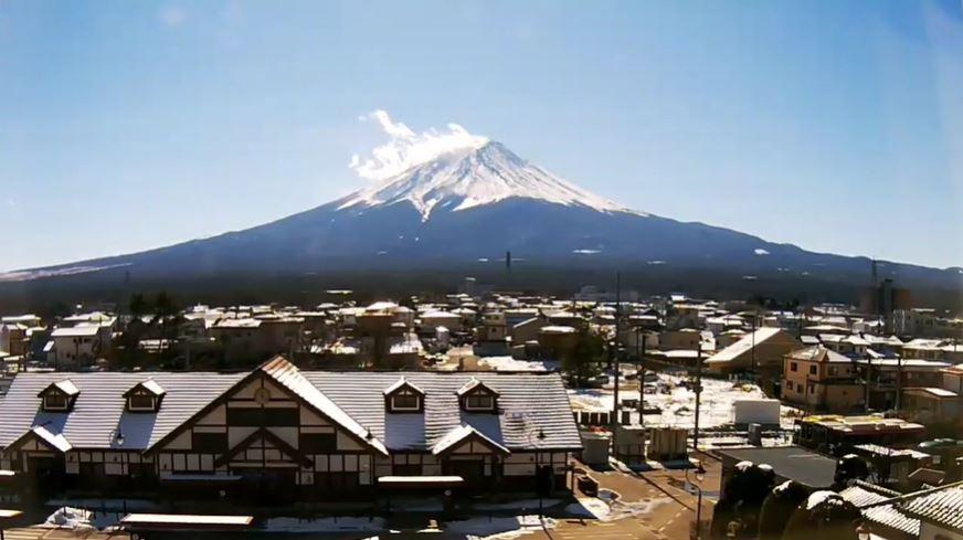 webcam Fujikawagushiko