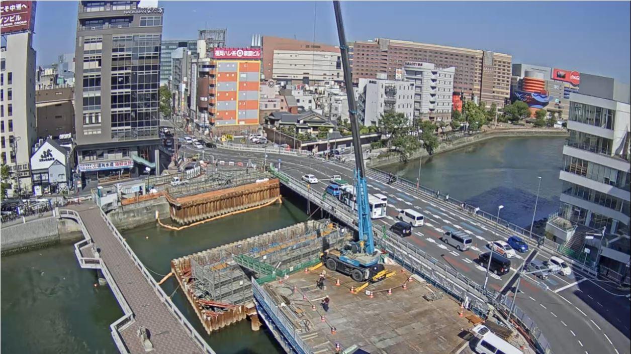 webcam Fukuoka