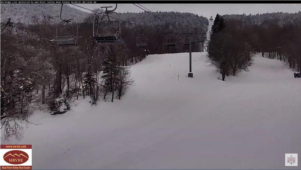 webcam Mad River Glen
