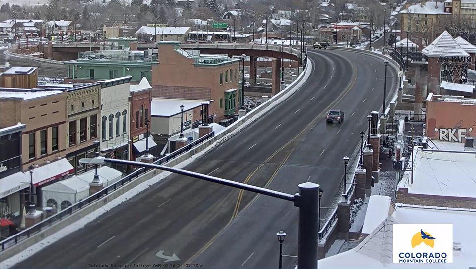 webcam Glenwood Springs