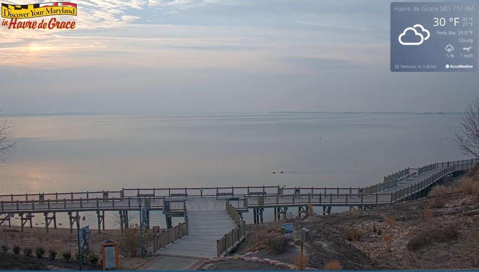 webcam Havre de Grace