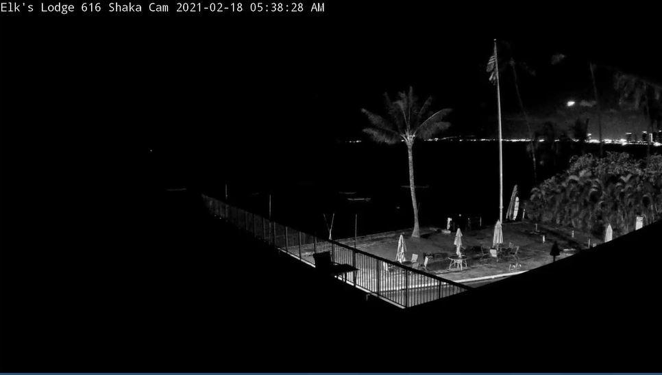 webcam Honolulu