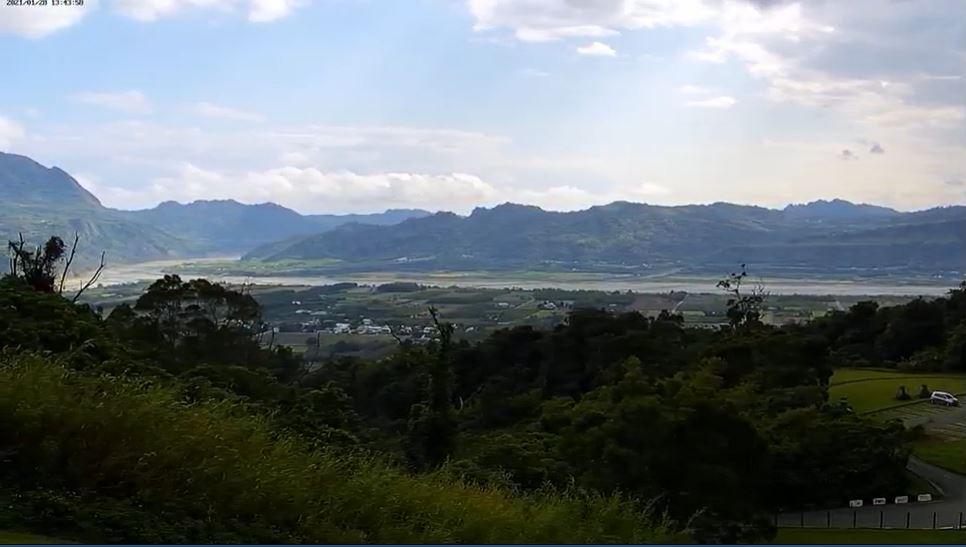 webcam Hualien