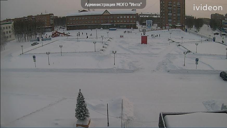 webcam Inta